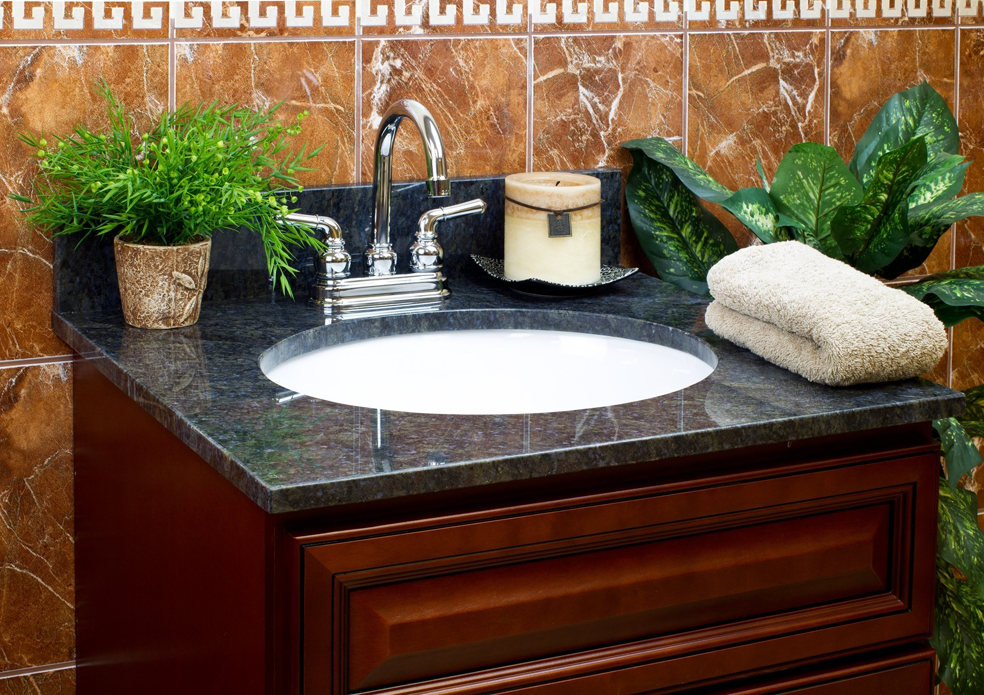Four_Ways_Granite_Will_Give_You_The__Bathroom_Of_Your_Dreams