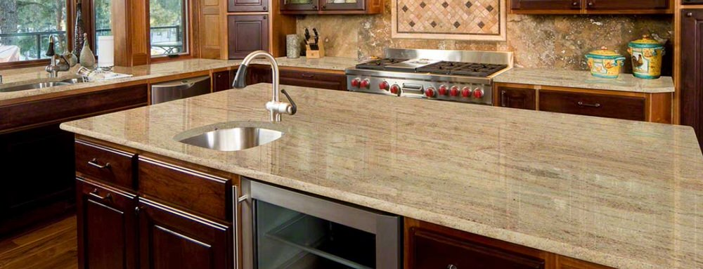 Astoria Granite Countertop Slab In Chicago Granite Selection