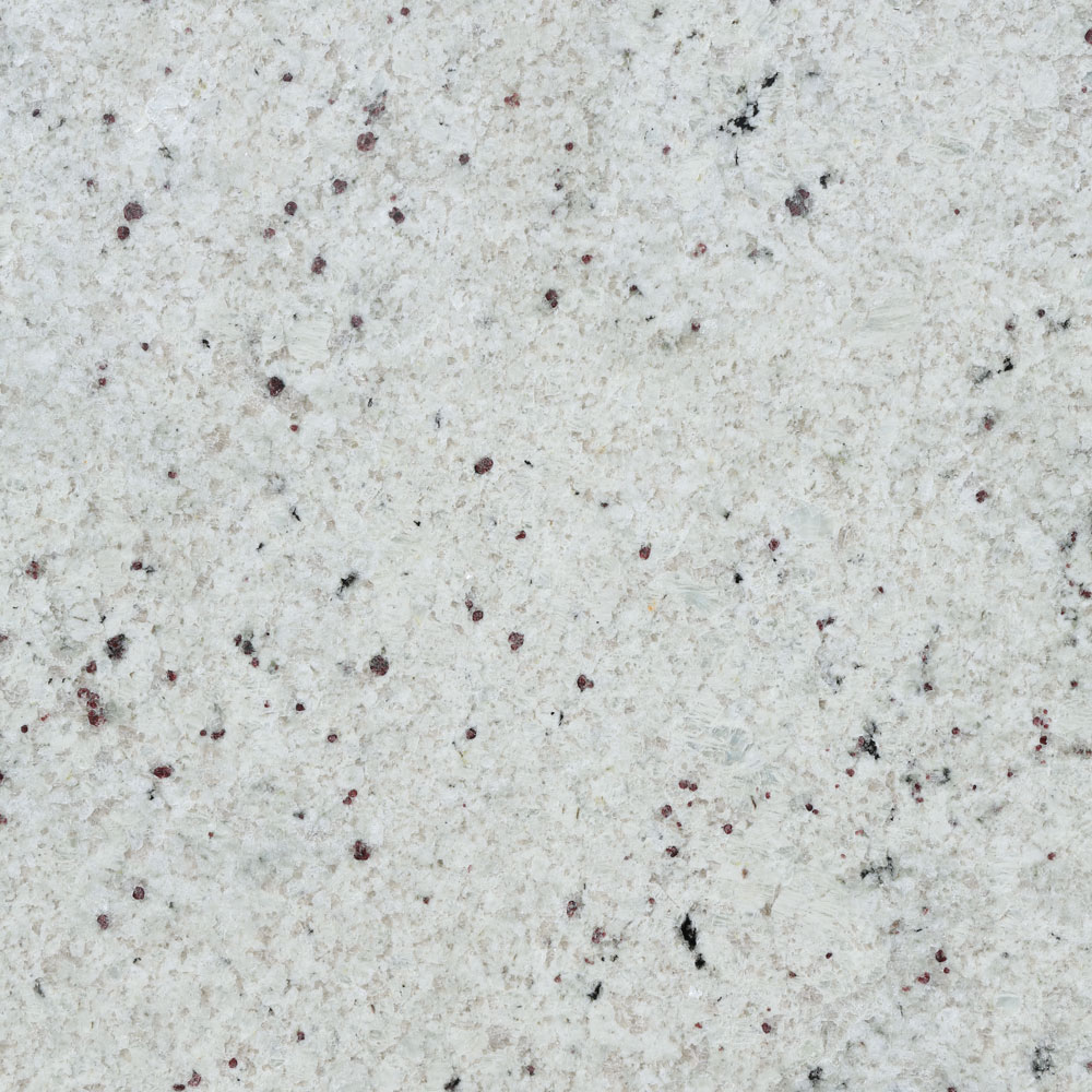 Colonial White Granite Selection
