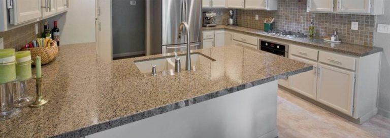 Tropic Brown Granite Countertop
