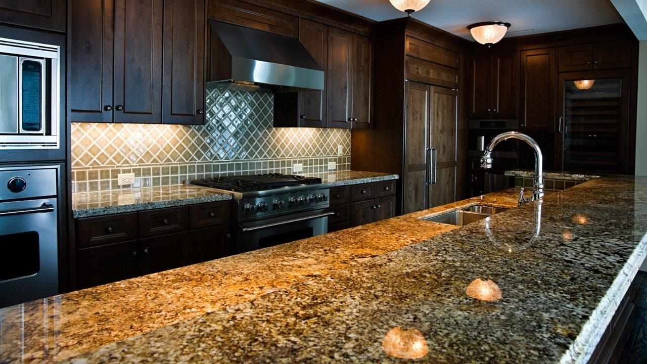 5 BENEFITS OF A GRANITE COUNTERTOP | Granite Selection