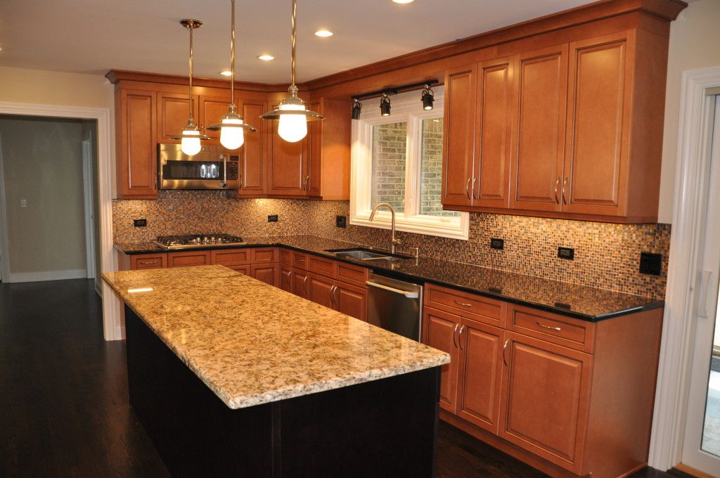 Charmant Morton Grove Kitchen Countertop2