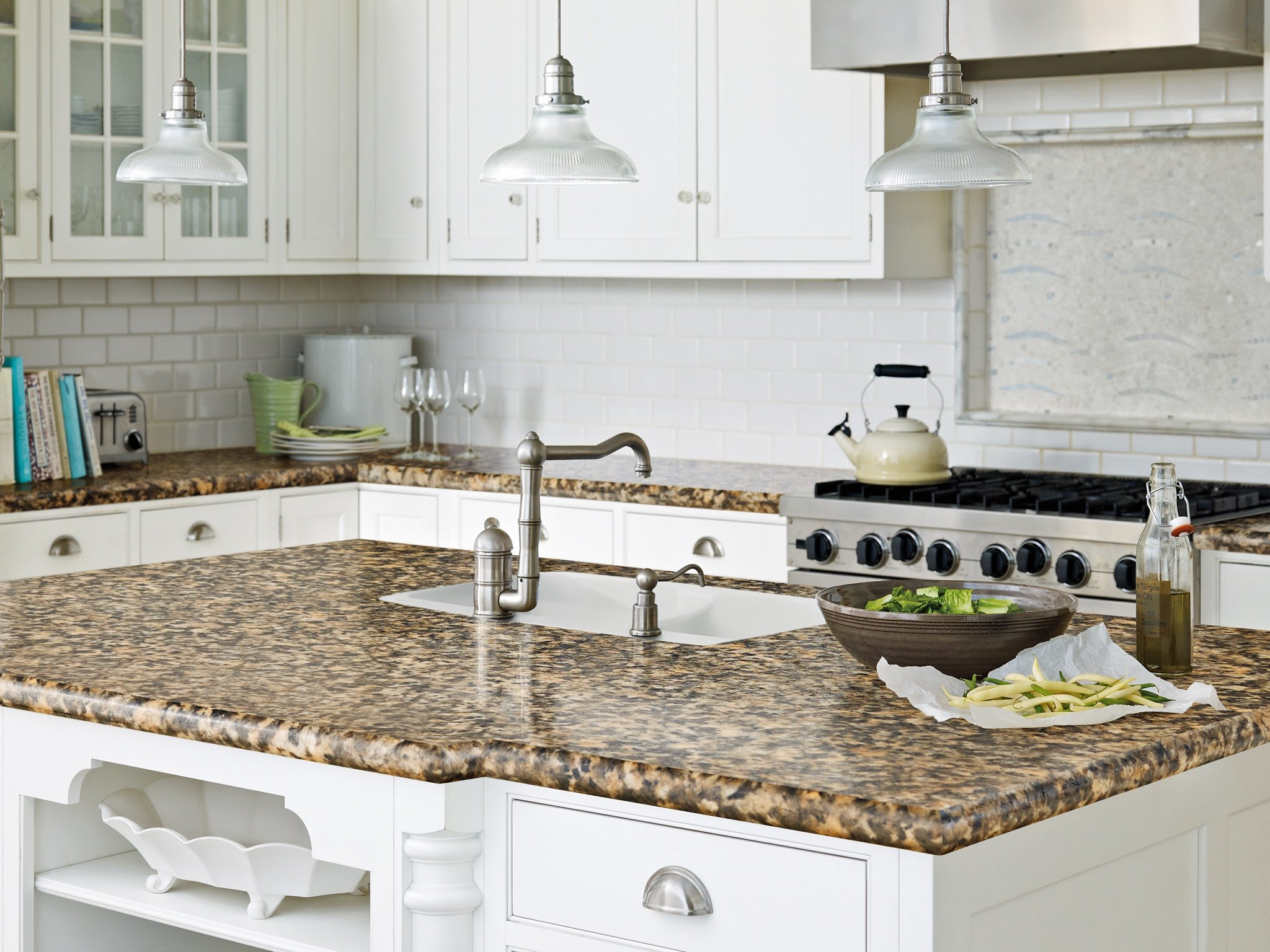 Granite Selection How To Install Kitchen Countertop