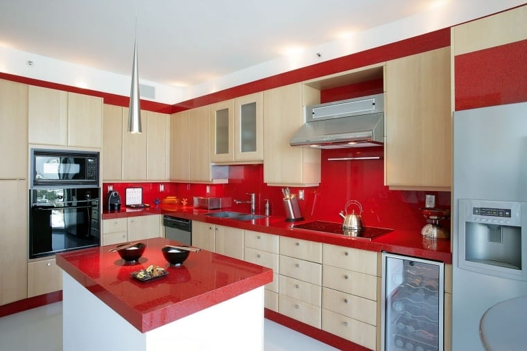9 BOLD COUNTERTOP COLORS FROM GRANITE SELECTION