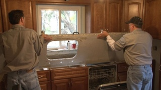 Granite-selection-installation-evanston