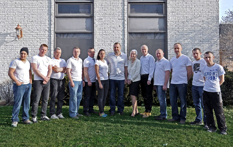 Granite Selection Team
