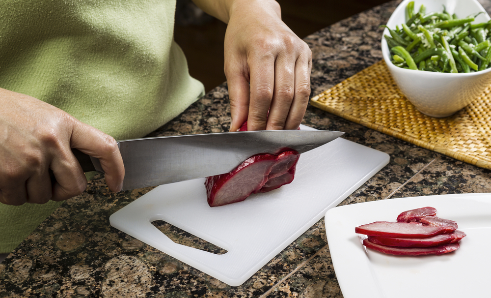 countertop chopping board