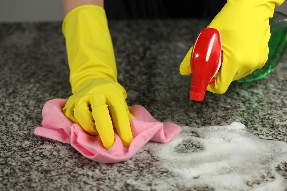quartz cleaning