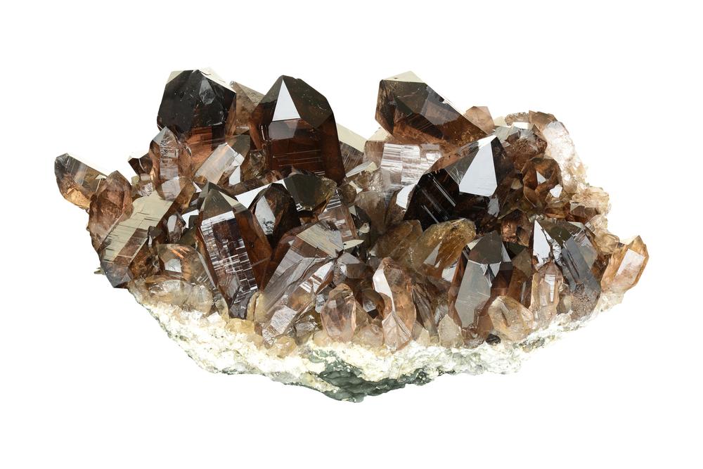 natural quartz rock