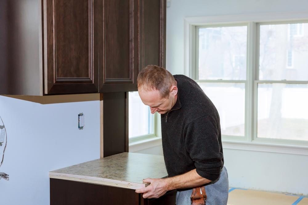fix granite countertop
