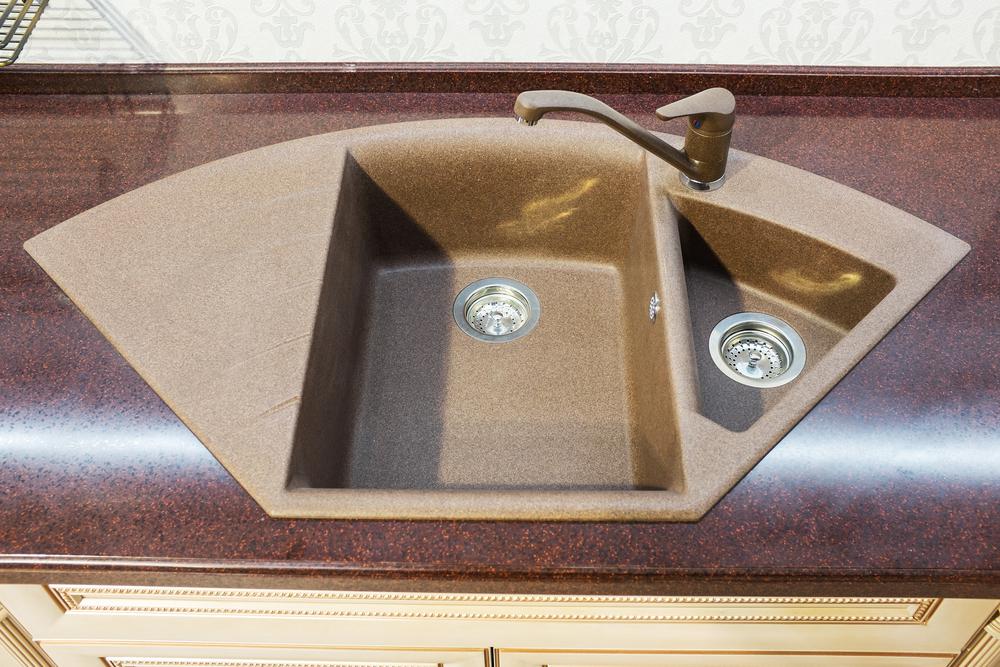 installing a drop sink