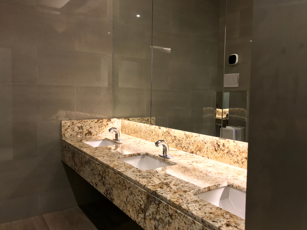 How To Use Sanitary Engineering With Granite Countertops