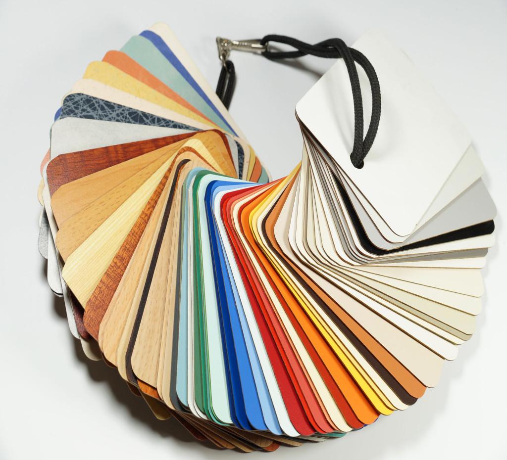 laminate palette options