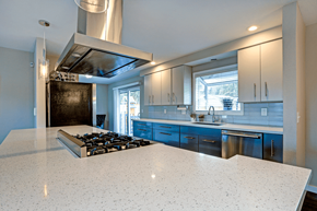 quartz countertop design