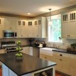 Black Pearl Granite Project in Des Plaines, IL