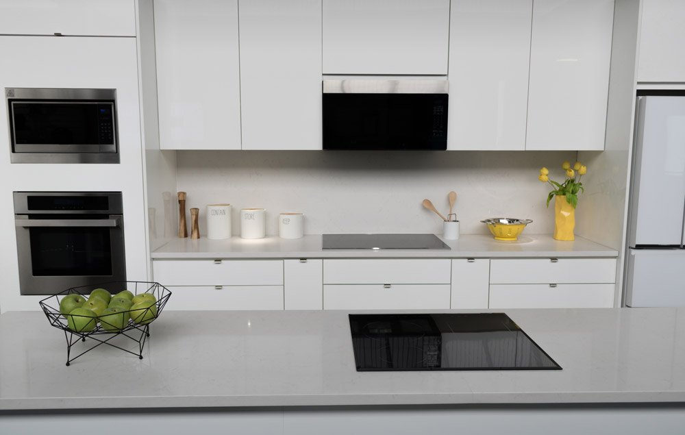 Best Colors For Quartz Countertops With White Cabinets Granite Selection