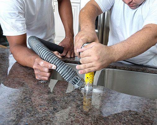 modernization of granite countertops to customer needs