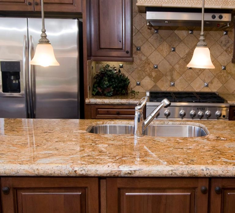 Mistakes when caring for granite