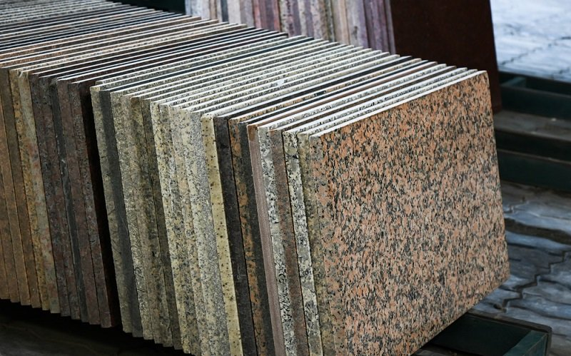 How to check granite quality